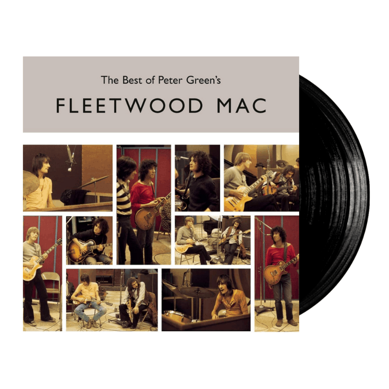 The Best Of Peter Green's Fleetwood Mac Double Vinyl