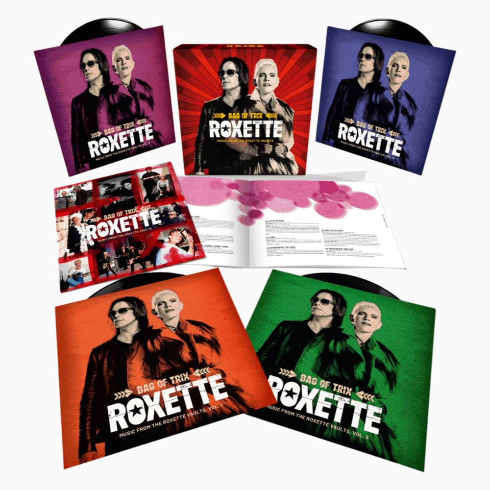 Buy Online Roxette - Bag Of Trix 4LP