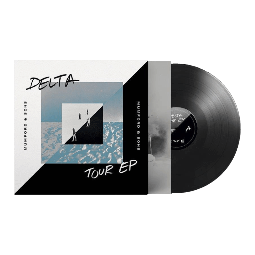 Delta Tour Live EP Heavyweight Vinyl