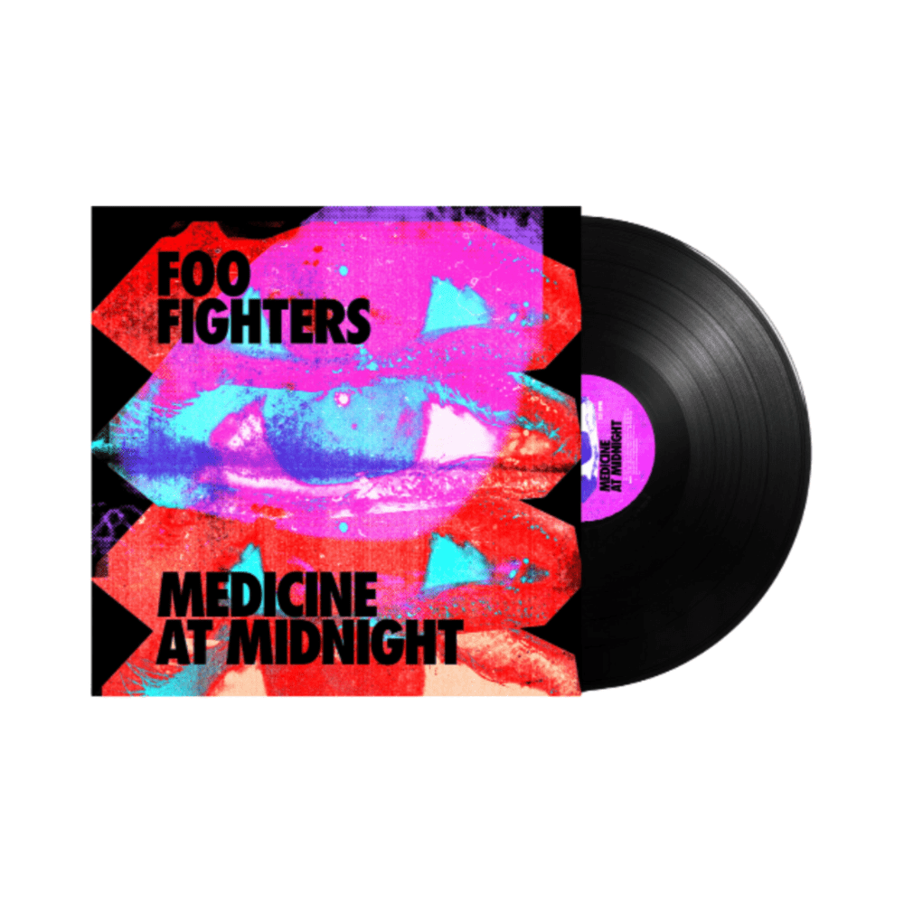 Medicine at Night Vinyl