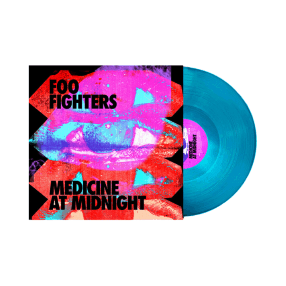 Medicine at Night Blue Vinyl