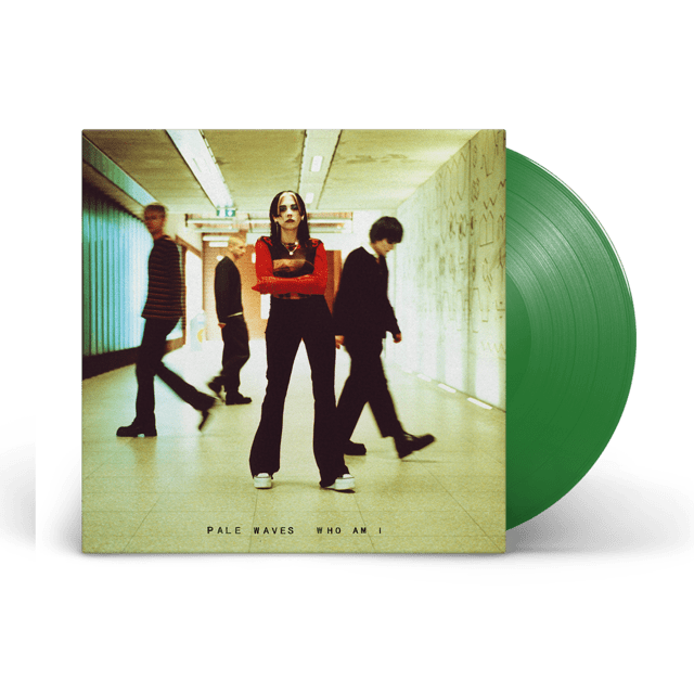 Who Am I? Green Vinyl