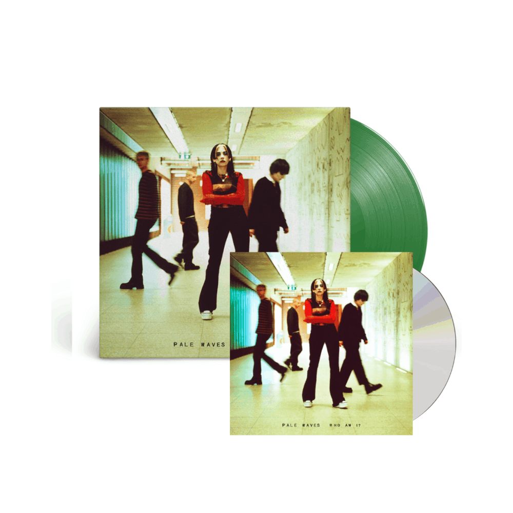 Who Am I? Limited Edition Translucent Green Vinyl + CD