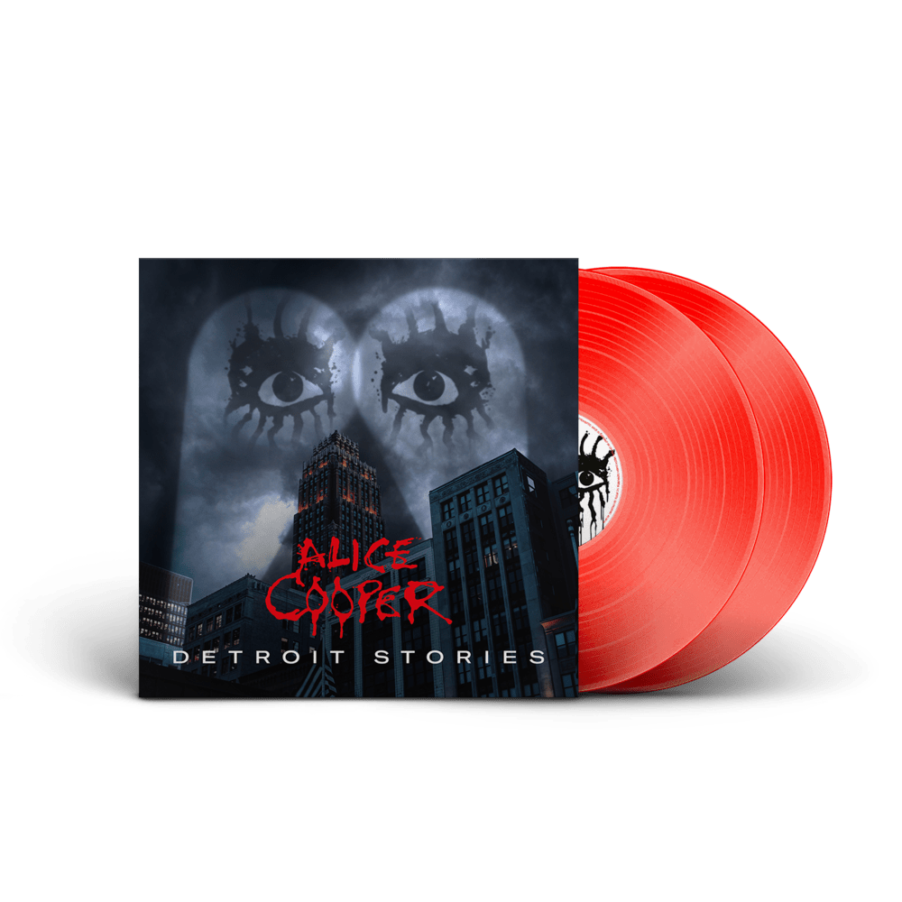 Buy Online Alice Cooper - Detroit Stories Red