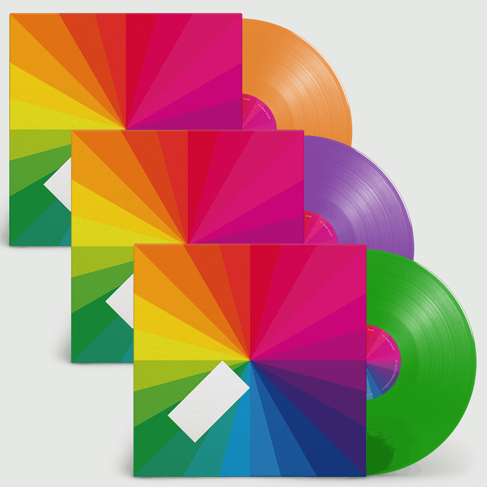 Buy Online Jamie XX - In Colour Coloured