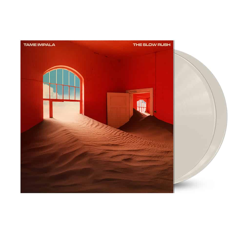 The Slow Rush Cream Double Heavyweight Vinyl