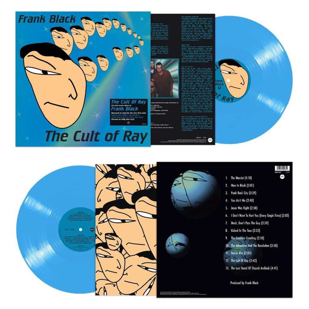 Buy Online Frank Black  - Cult Of Ray Blue