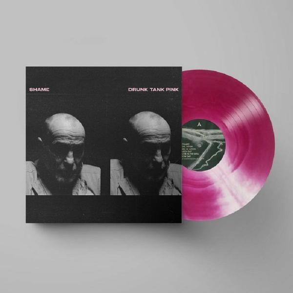 Drunk Tank Pink Coloured Double Vinyl