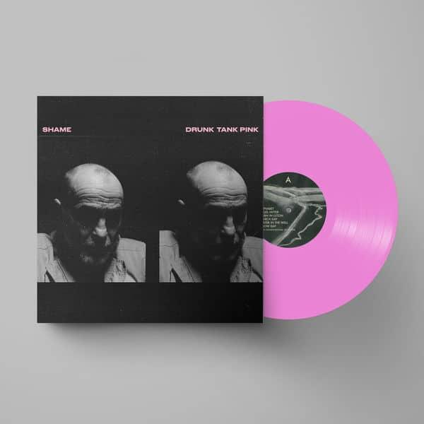 Drunk Tank Pink Pink Vinyl