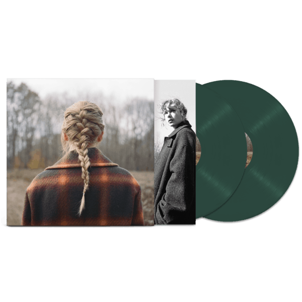 evermore Green Double Vinyl