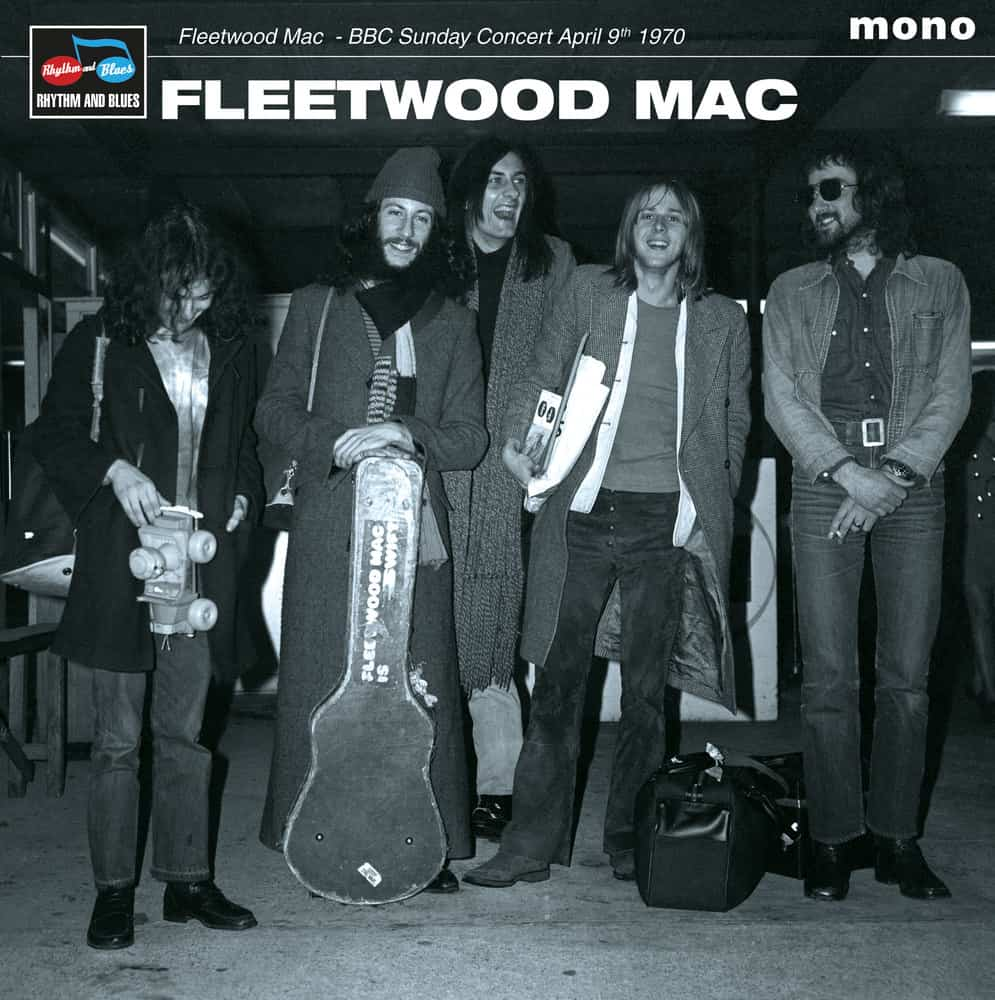 Buy Online Fleetwood Mac - BBC Sunday Concert April 9th 1970