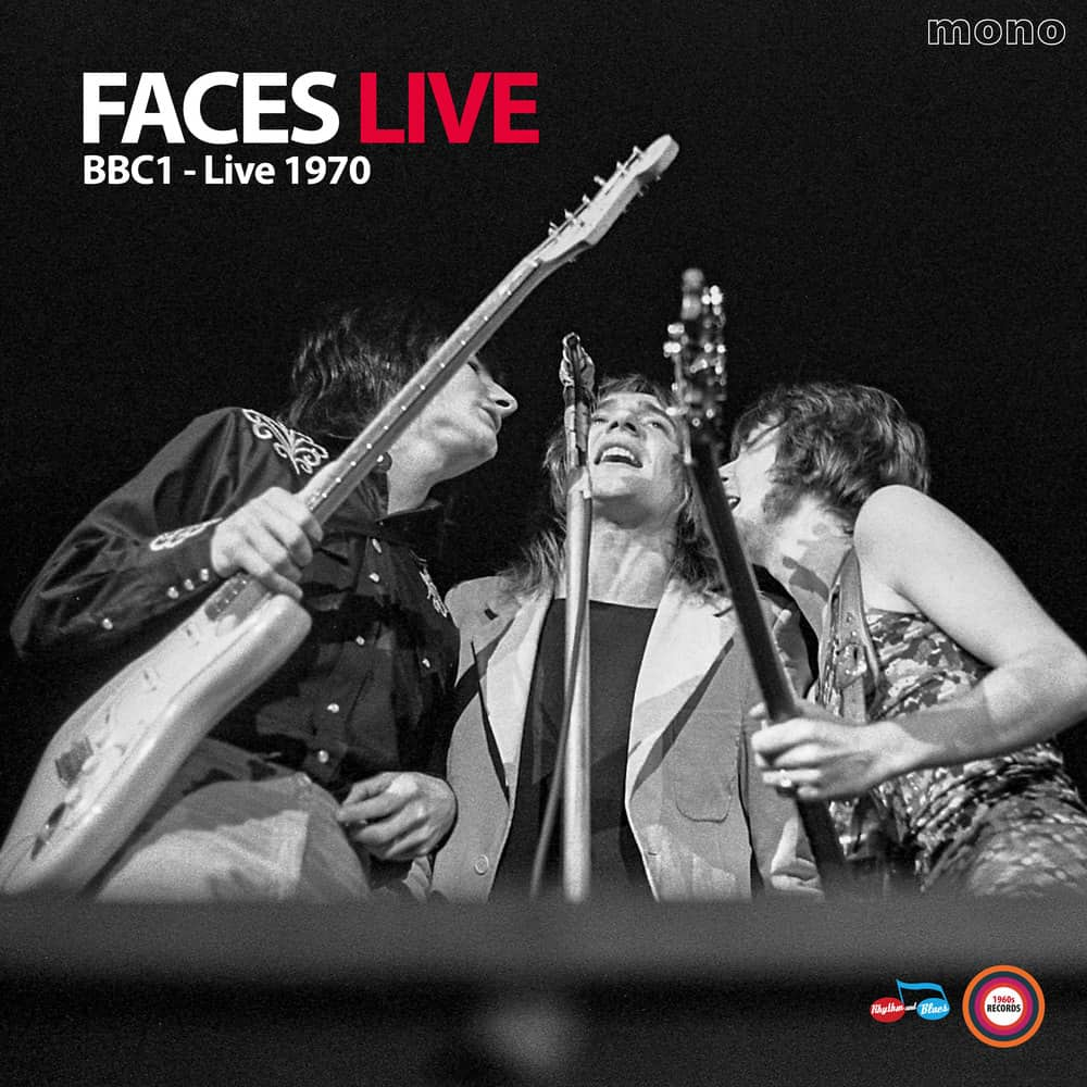 Buy Online The Faces - BBC1 Live 1970 Limited Edition