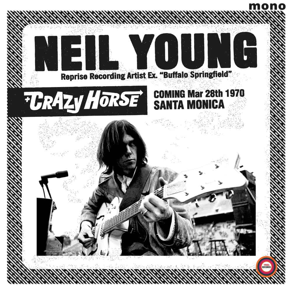 Buy Online Neil Young and Crazy Horse - Santa Monica Civic 1970 Limited Edition