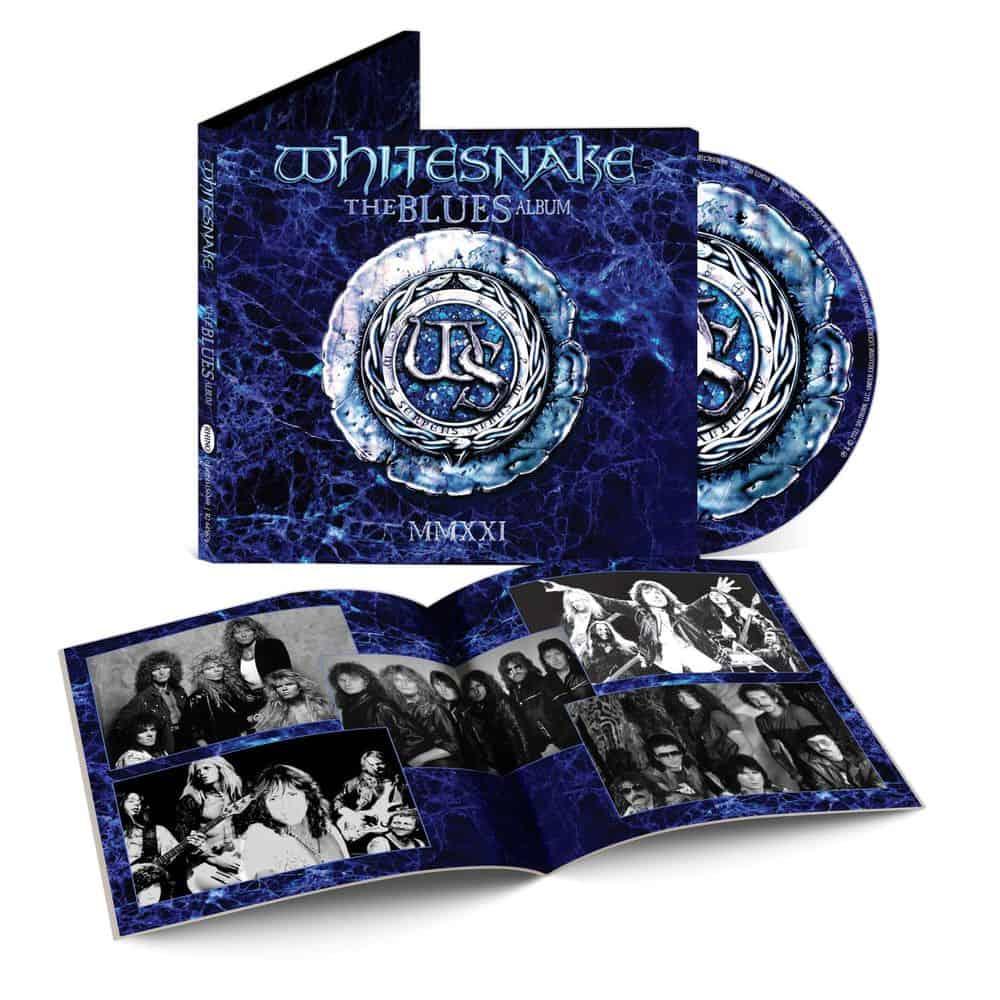 Buy Online Whitesnake - The Blues Album
