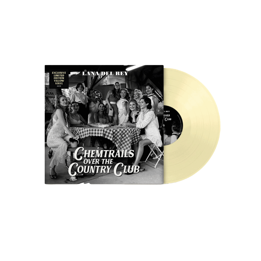Buy Online Lana Del Rey - Chemtrails Over The Country Club Yellow