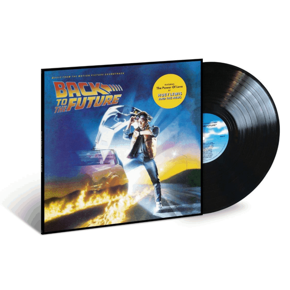 Buy Online Various Artists - Back To The Future Music From The Motion Picture Soundtrack