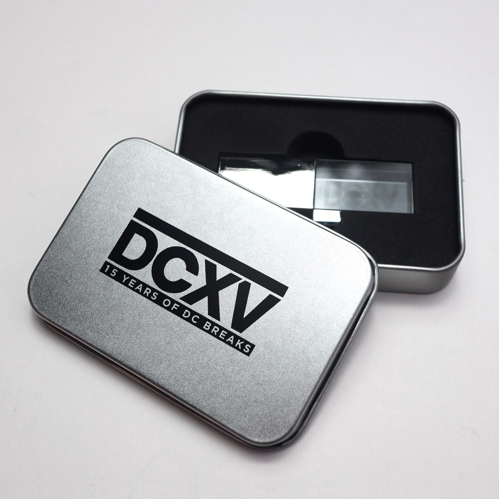 Buy Online DC Breaks - DCVX Limited Edition USB Album
