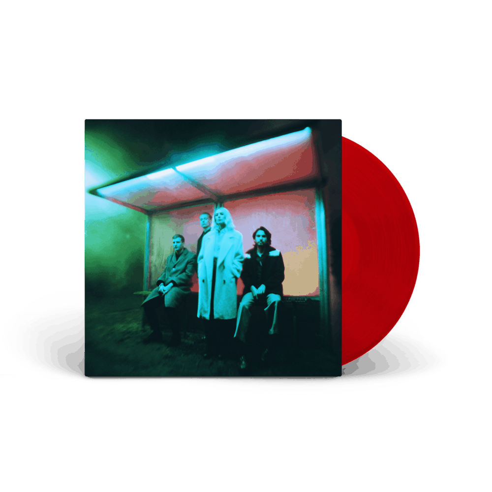 Buy Online Wolf Alice - Blue Weekend Limited Edition Red