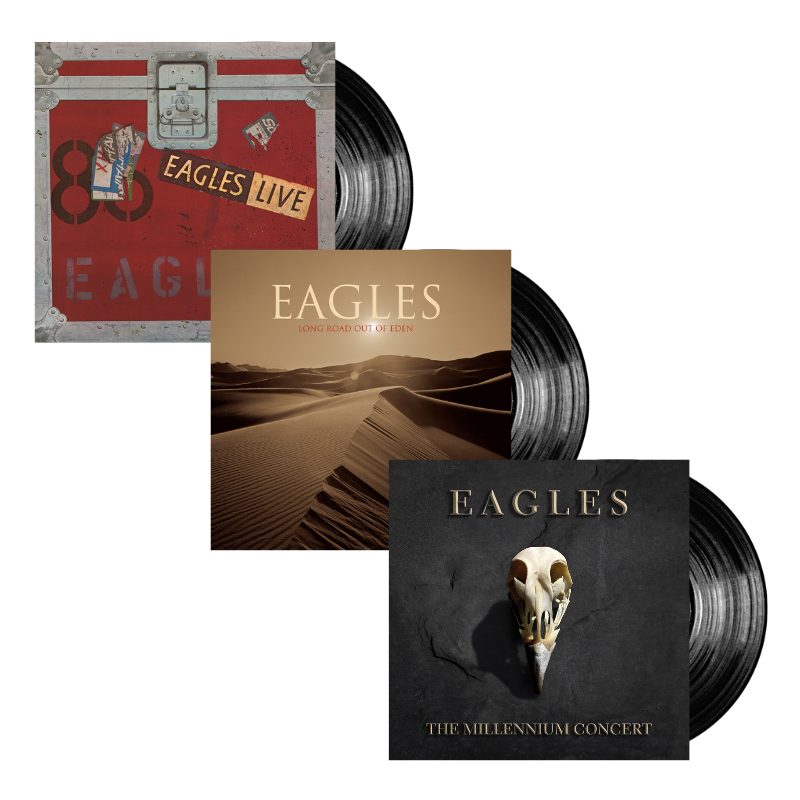 Townsend Music Online Record Store - Vinyl, CDs, Cassettes and Merch - Eagles - The Millennium Concert