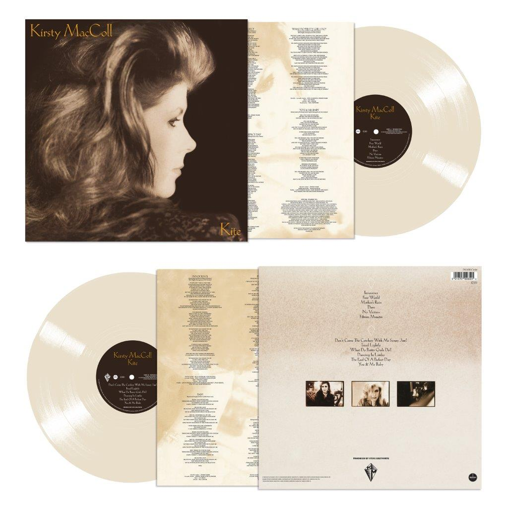 Buy Online Kirsty MacColl - Kite NAD 2021 Limited Edition Magnolia