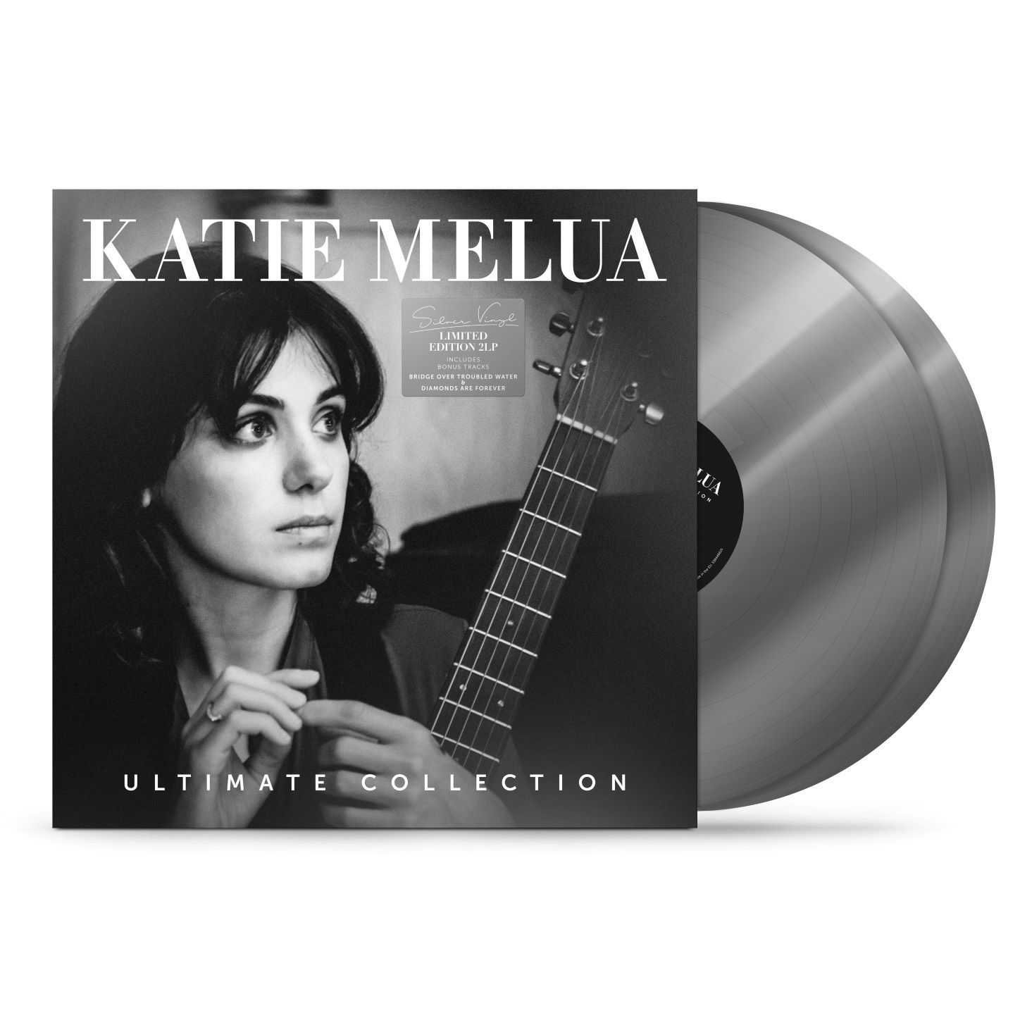 Buy Online Katie Melua - Ultimate Collection NAD 2021 Limited Edition Silver