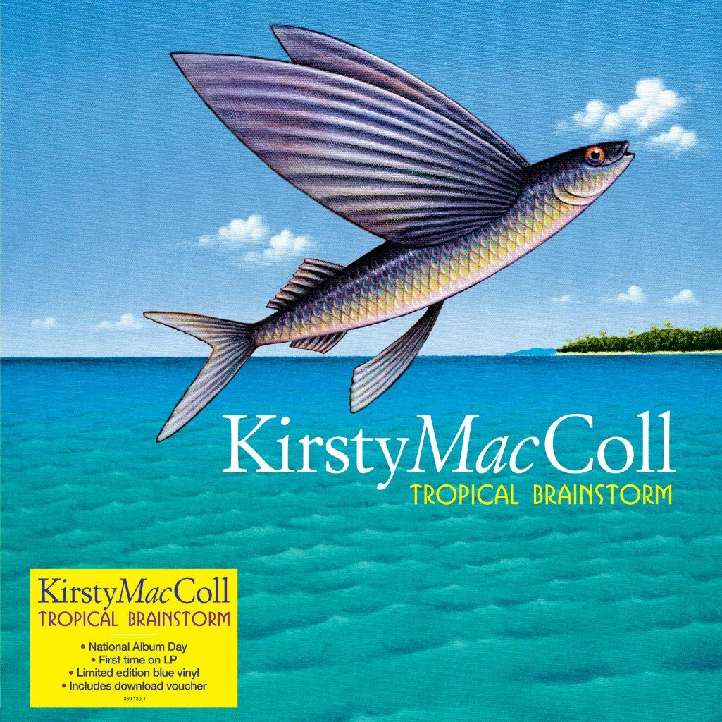 Buy Online Kirsty MacColl - Tropical Brainstorm NAD 2021 Limited Edition Magnolia