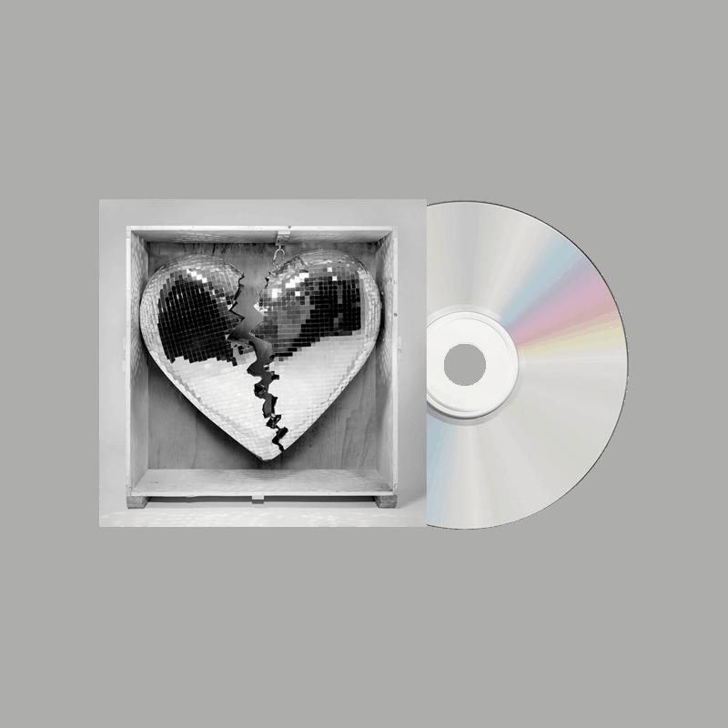 Late Night Feelings  CD
