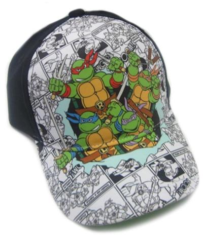 Buy Online Teenage Mutant Ninja Turtles - Kids Cap