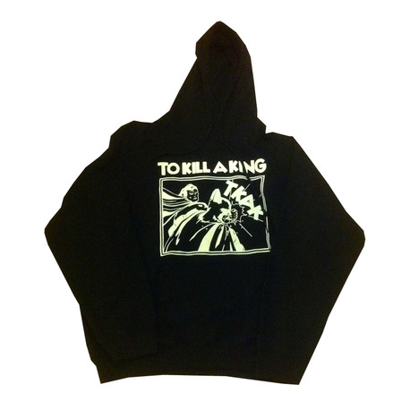 Buy Online To Kill A King - Black Comic Hoody