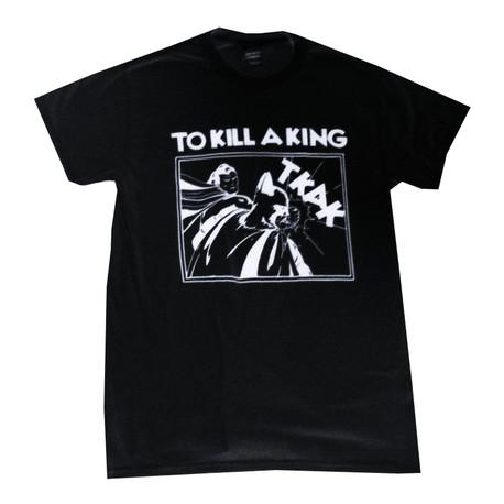 Buy Online To Kill A King - Black Comic T-Shirt