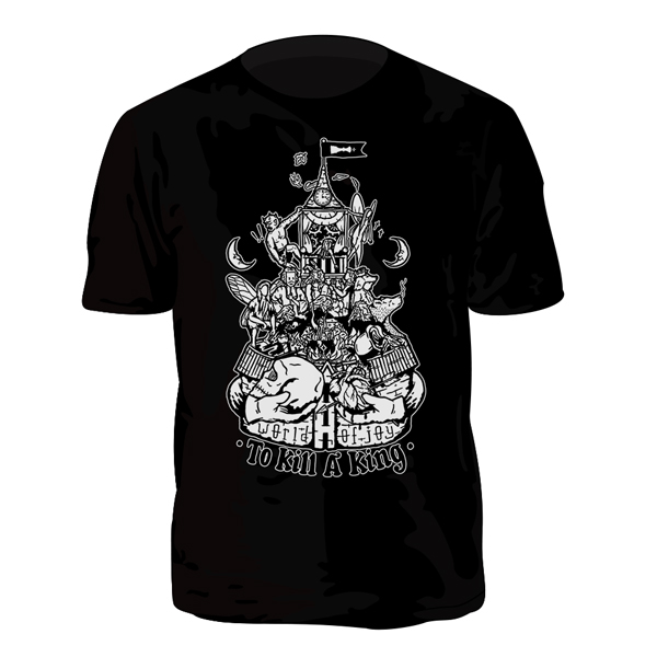 Buy Online To Kill a King - World Of Joy T-Shirt (Limited Edition)