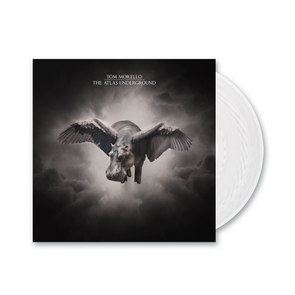 Buy Online Tom Morello - The Atlas Underground Clear (Ltd Edition)