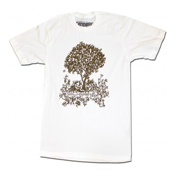 Buy Online Tom Baxter - Trees T-Shirt