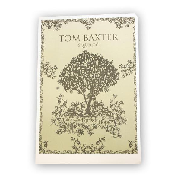 Buy Online Tom Baxter - Skybound Poster