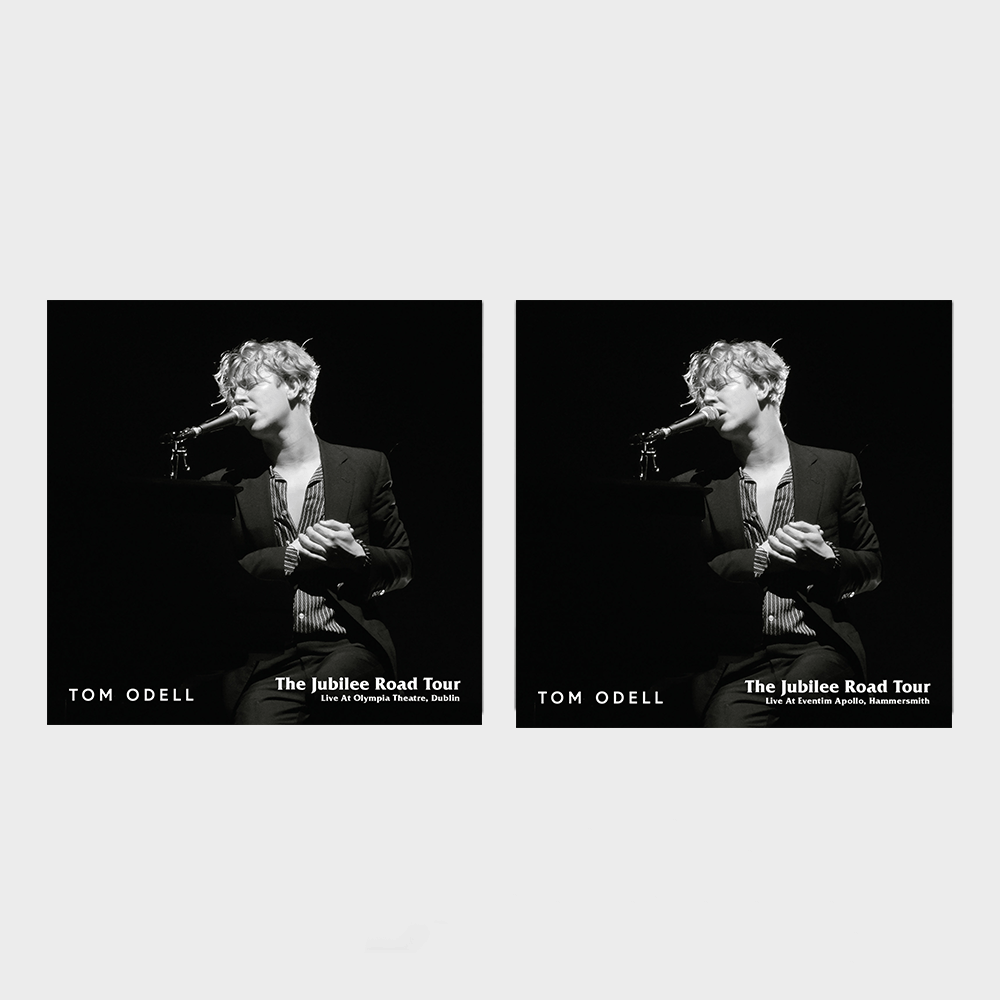 Buy Online Tom Odell - The Jubilee Road Tour Bundle