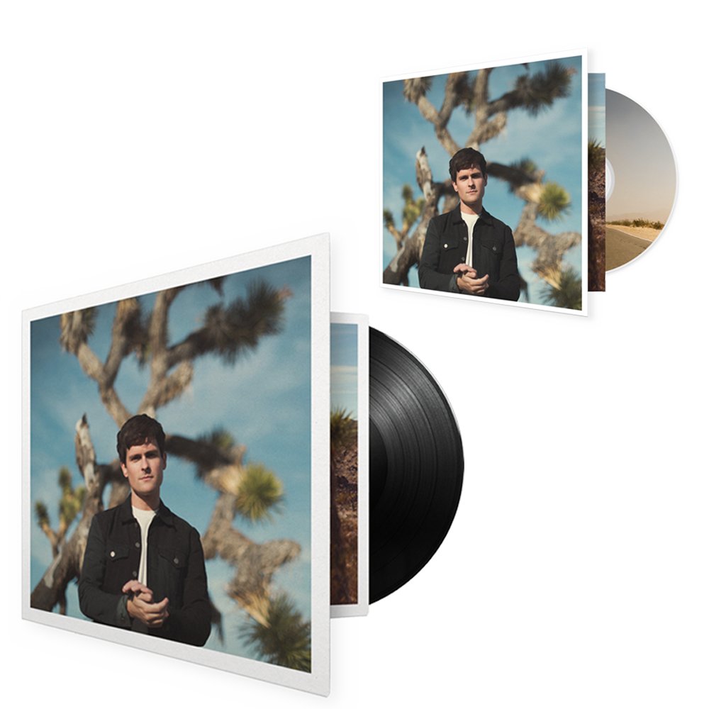 Buy Online Tom Speight - Deluxe CD & Vinyl