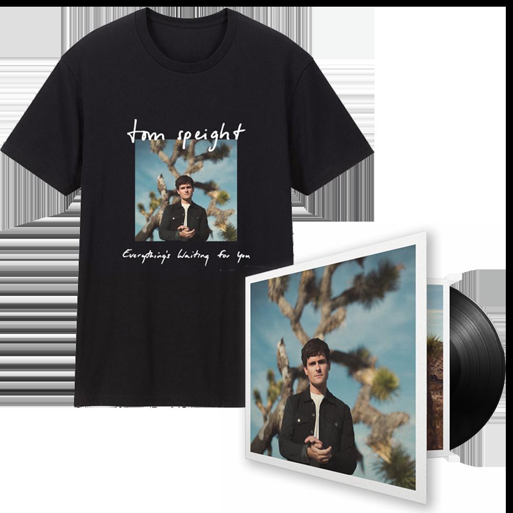Deluxe Vinyl & T-Shirt