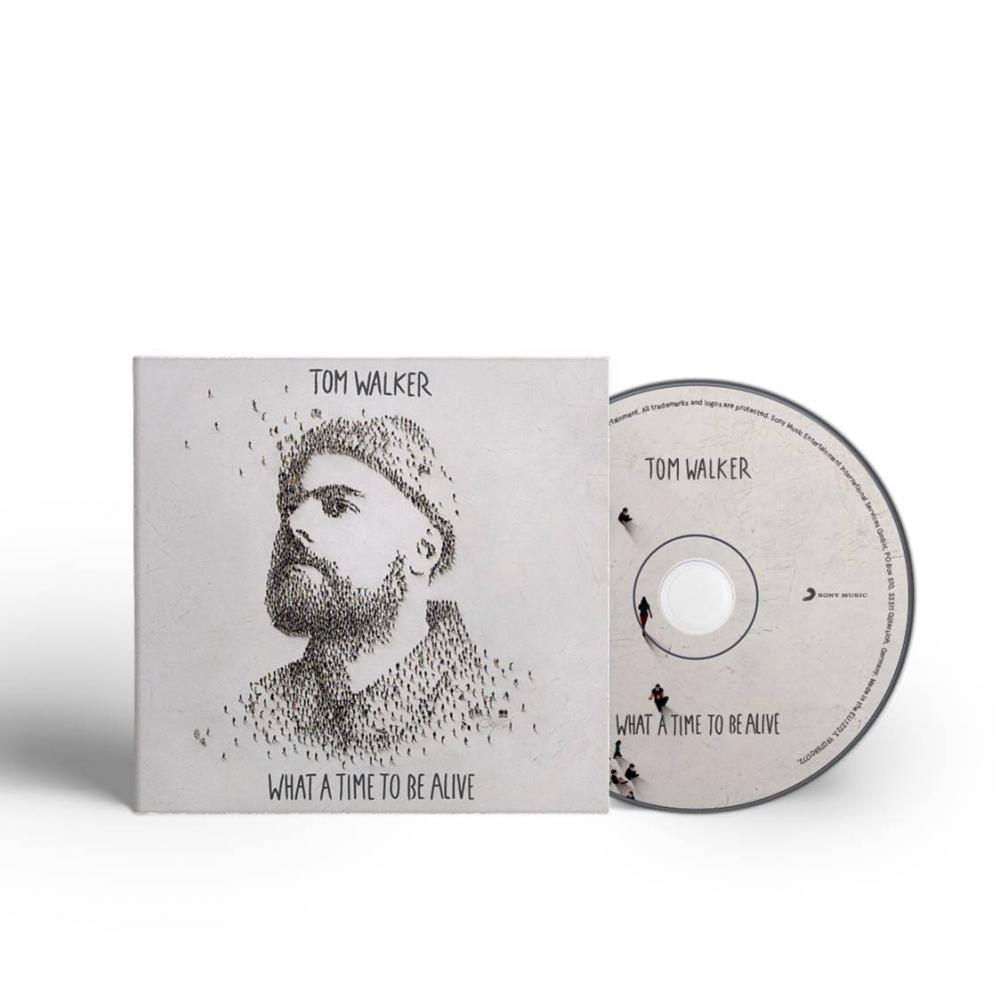 Buy Online Tom Walker - What A Time To Be Alive (Signed)