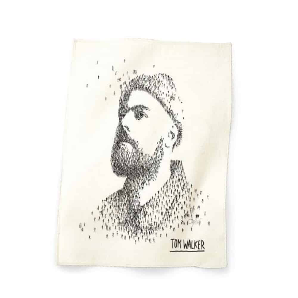 Buy Online Tom Walker - Album Tea Towel