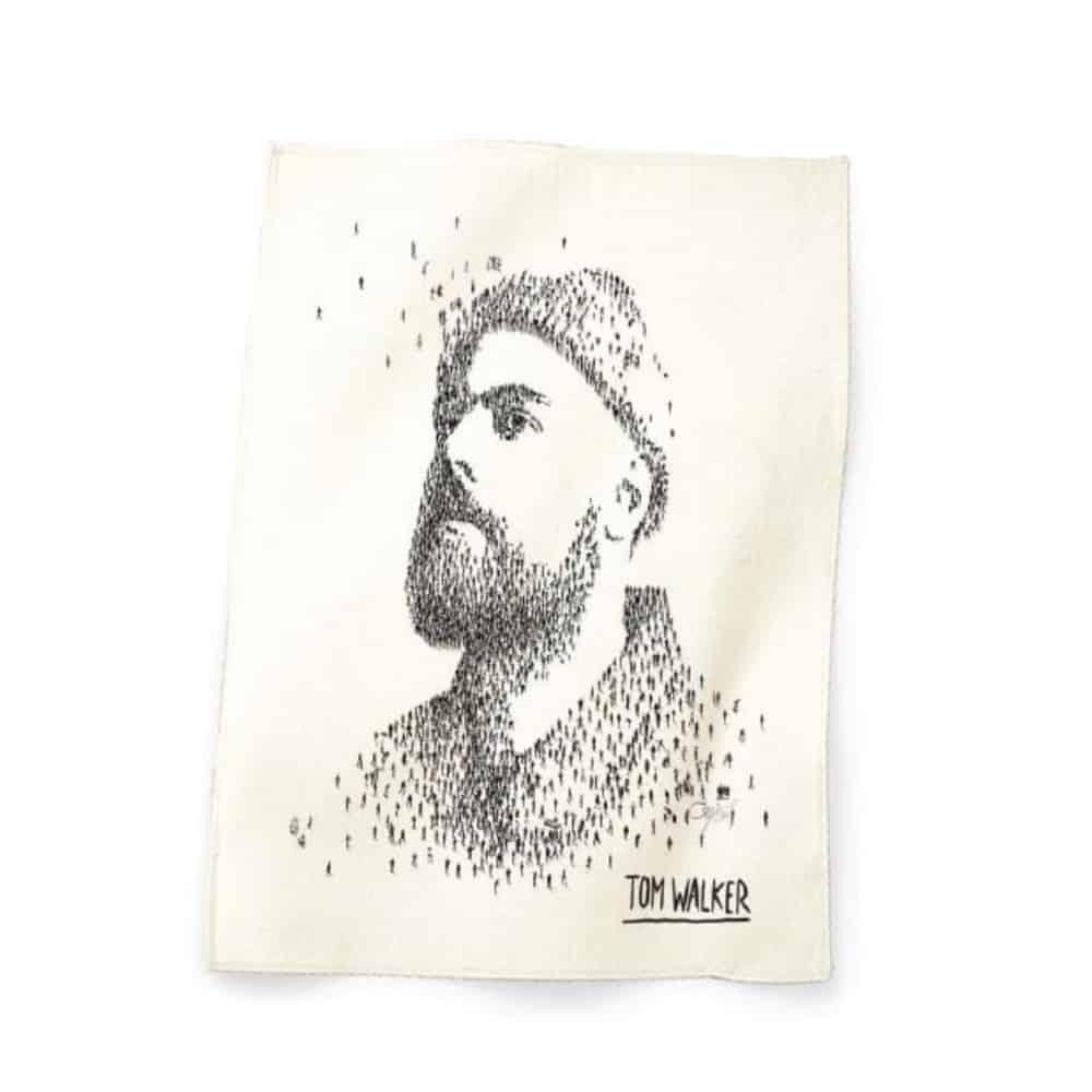 Buy Online Tom Walker - Album Tea Towel