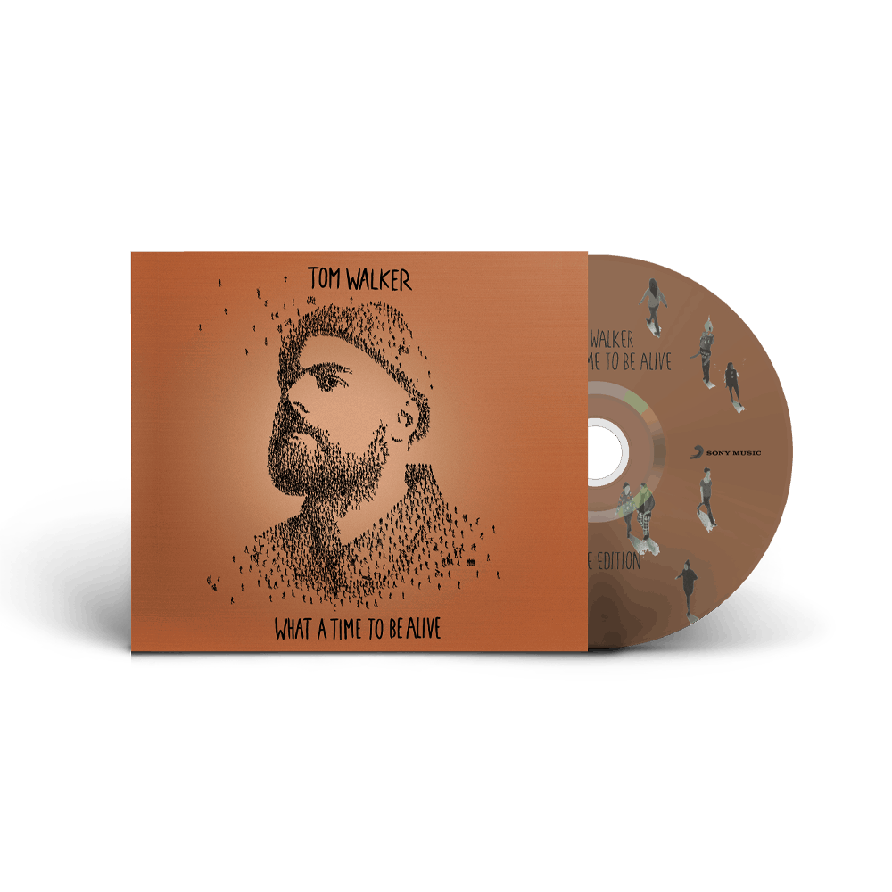 Buy Online Tom Walker - What A Time To Be Alive Deluxe