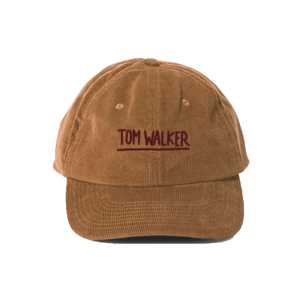 Buy Online Tom Walker - Cord logo cap (Camel) Torch keyring