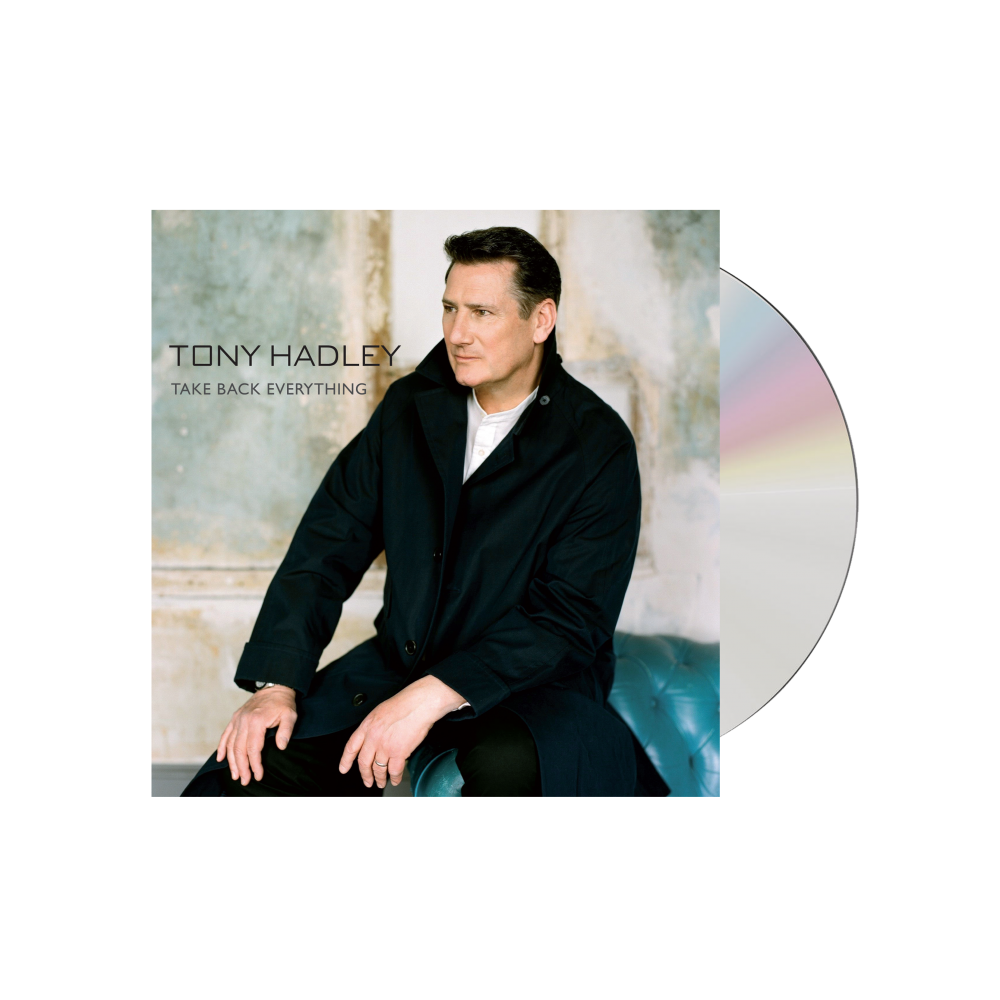 Buy Online Tony Hadley - Take Back Everything Promo CD (Signed)