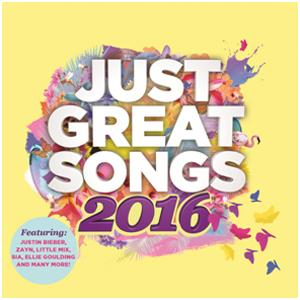 Buy Online Various Artists - Just Great Songs 2016