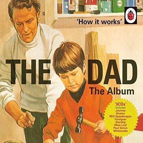 Buy Online Various Artists - How It Works - The Dad - The Album