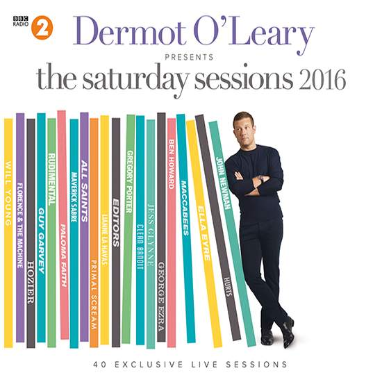 Buy Online Dermot O'Leary Presents... - The Saturday Sessions 2016