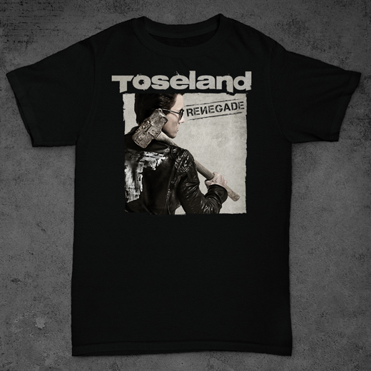 Buy Online Toseland - Renegade Tour 2014 Short Sleeve T-Shirt
