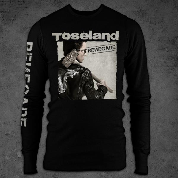 Buy Online Toseland - Renegade Tour 2014 Long Sleeved Shirt