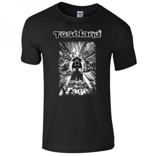 Buy Online Toseland - Cradle The Rage T-Shirt