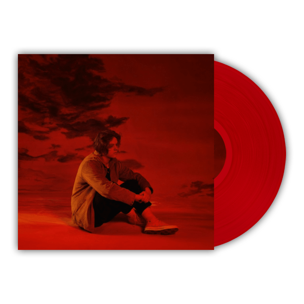 Buy Online Lewis Capaldi - Divinely Uninspired To A Hellish Extent Red